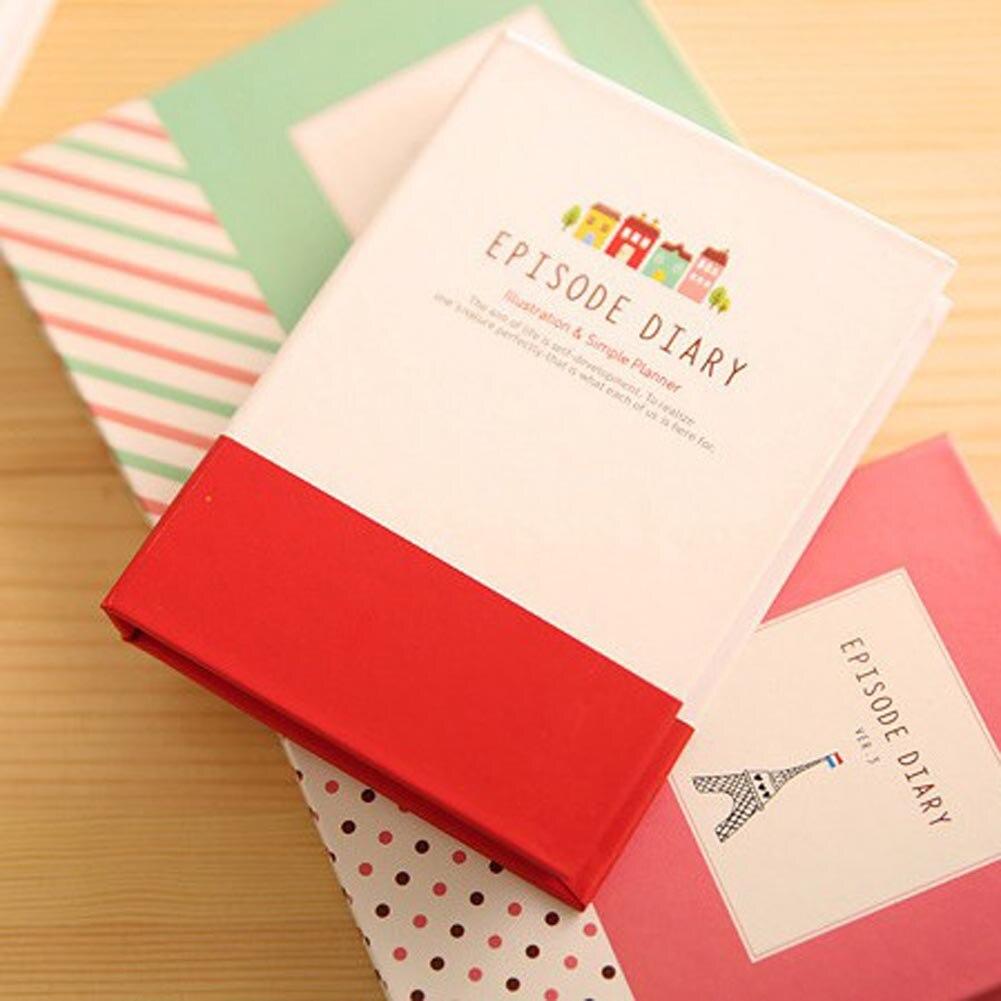 Cadernos escritório memo pad aleatório cor Utilização : Presente
