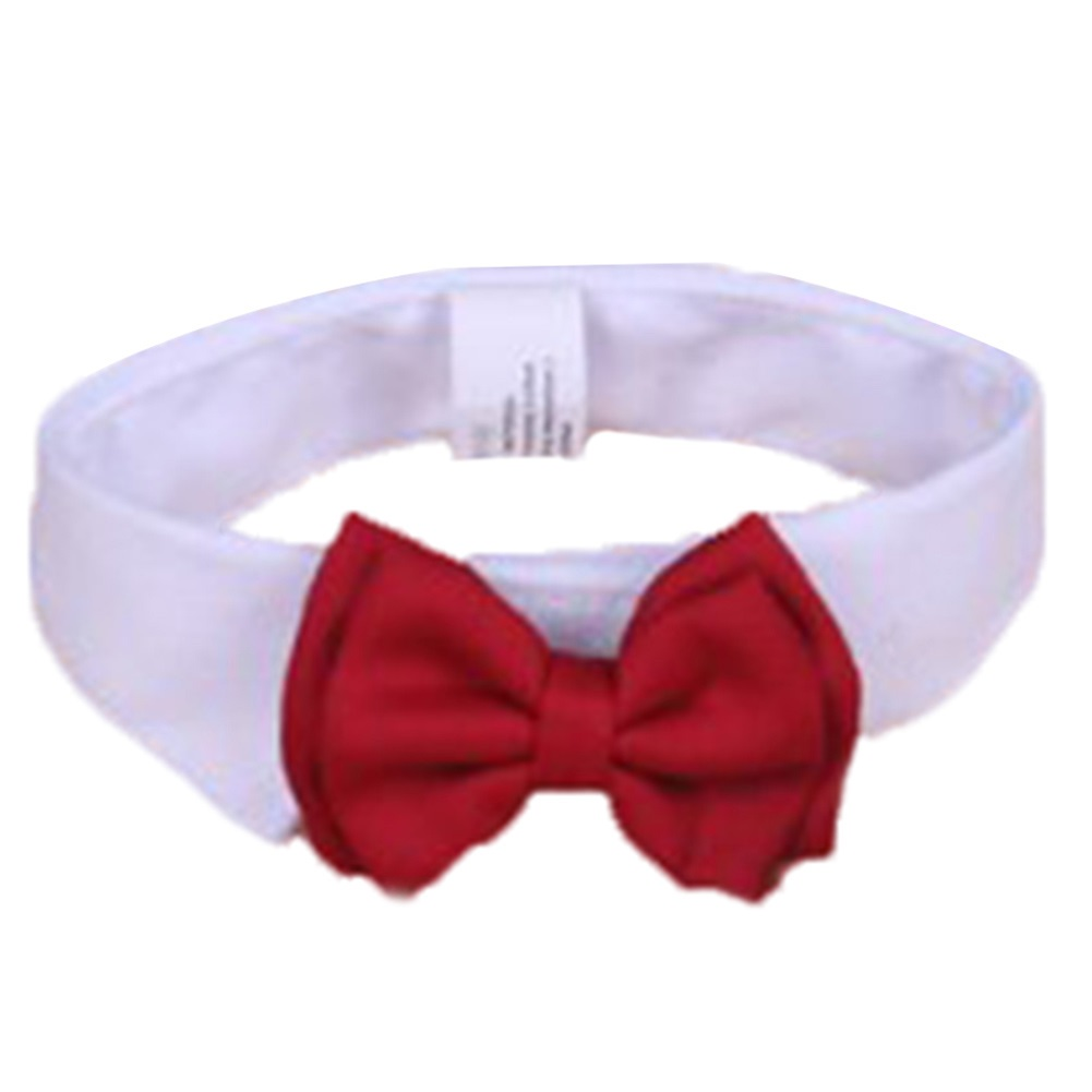 1 pc Fashion Pet Dog Cat Collar Cute Bow Tie Necktie for Dogs Pet Products Pet Grooming Accessories S L Available