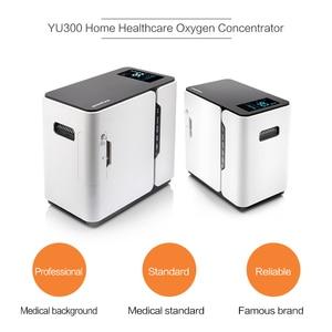 Image 2 - YU300 2L רכז חמצן רפואי גנרטור רציף O2 אספקת מכונה בית חולים אינפרא אדום שליטה 2L נייד סוג