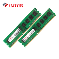 IMICE DDR3 Desktop PC Memory 8GB 1600MHz PC3 12800S 1333MHz 4GB 240 Pin For Intel System