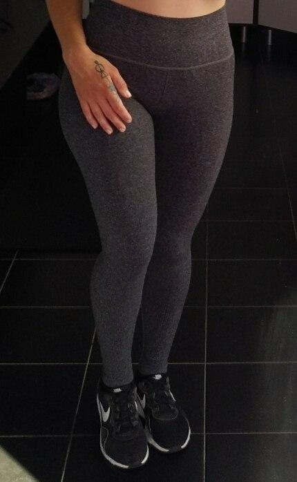 Calças de ioga Leggings Mulheres Ginásio