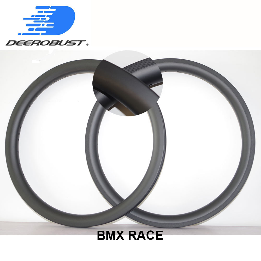 UD MATTE 320G BMX Race Racing Carbon Rim 20 inch 20 30mm x 30mm Clincher Bike Wheel Rims Bicycle Wheels BSD 406 406mm 36 holesUD MATTE 320G BMX Race Racing Carbon Rim 20 inch 20 30mm x 30mm Clincher Bike Wheel Rims Bicycle Wheels BSD 406 406mm 36 holes