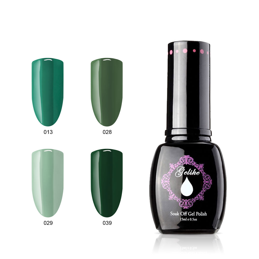 gelike 25 colors nail gel polish