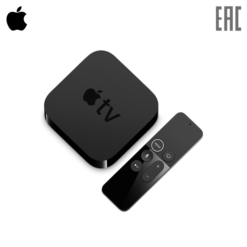 Set top box Apple TV 32GB (4th generation)-SUN original x92 2gb 3gb 16gb 32gb android 6 0 smart tv box amlogic s912 octa core cpu 5g wifi 4k h265 android tv box pk h96 pro x96