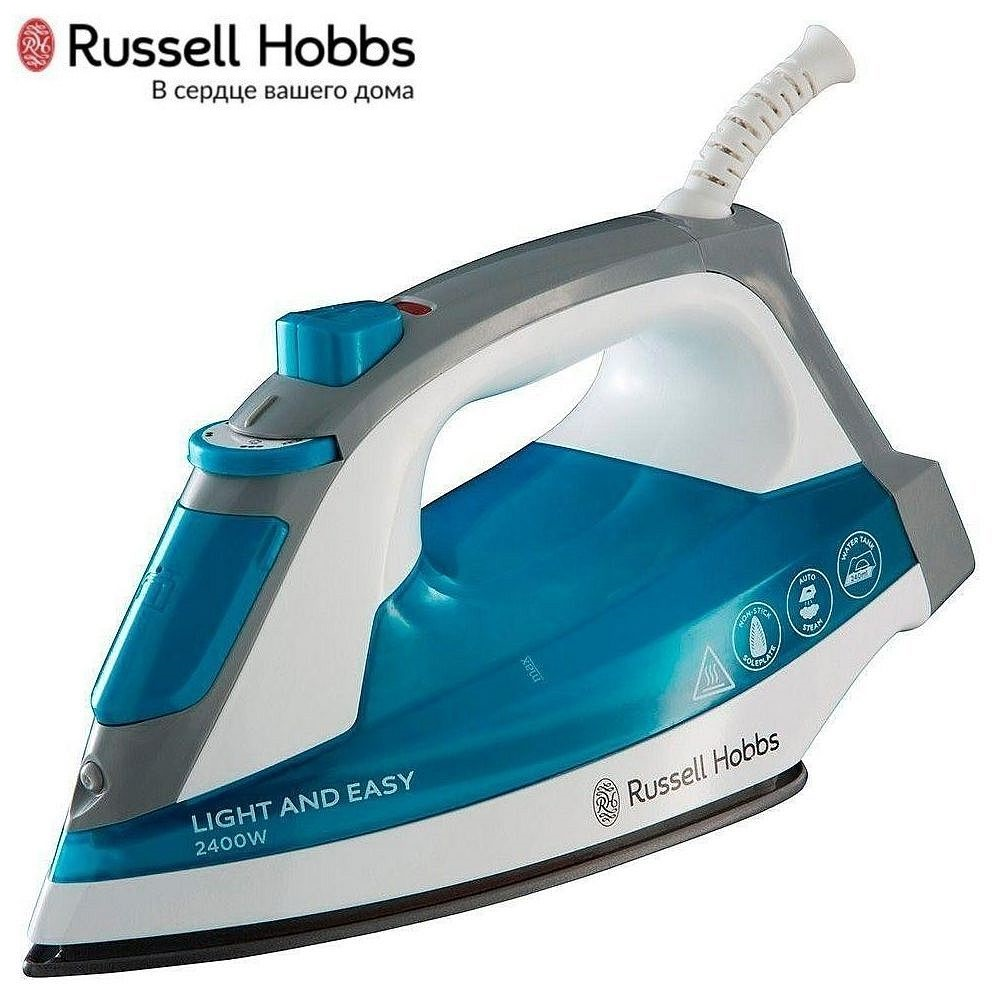 Iron Russell Hobbs 23590-56 Iron for ironing Mini iron steam iron Steam generator for clothing Irons Electric steamgenerator Small iron steam generator philips gc 7703 20 iron steam generator iron for ironing irons steam iron clothes steamgenerator electriciro