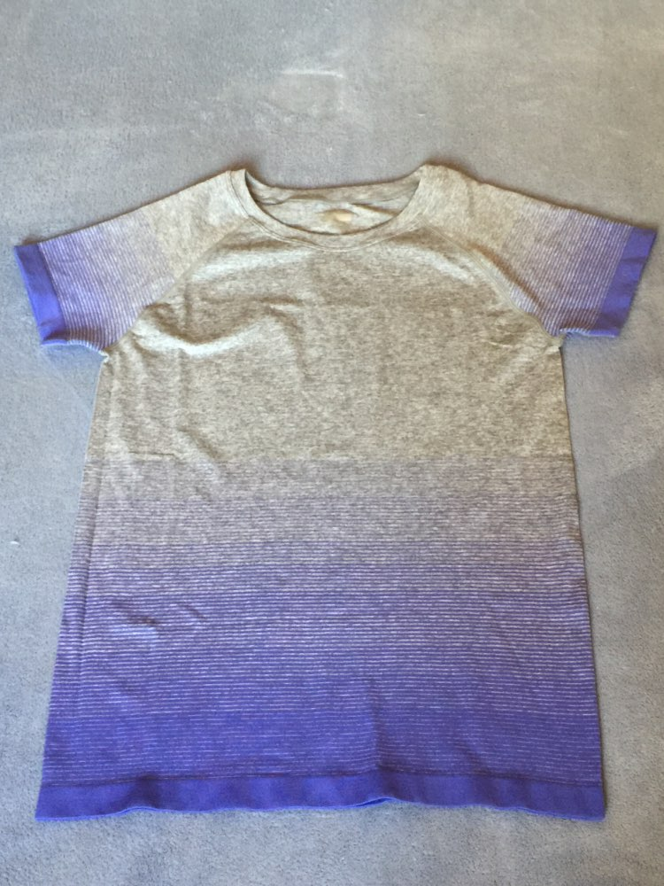 Camisas p/ ioga esporte correndo t-shirt