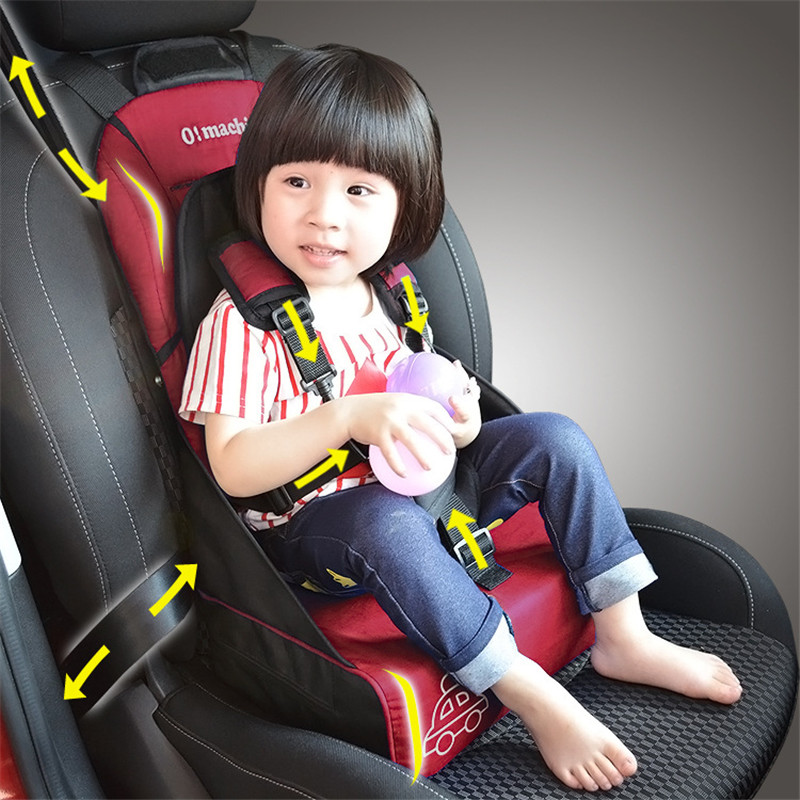 цена на Stroller Increased Seat Cushion for Kids Table Mat Dinner pad for Baby Stroller Accessories