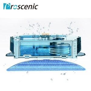Image 2 - مكنسة كهربائية آلية لكنس الأتربة وتنظيف الأتربة موديل Proscenic 800T تعمل بالريموت كنترول 3 في 1