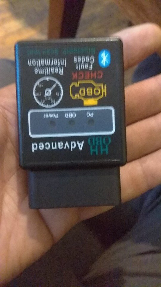 Super Mini ELM327 Bluetooth V2.1 OBD 2 Car Diagnostic Tool ELM 327 2.1 obd2 code reader For Android/Symbian for OBDII Protocols