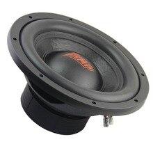AMP M12D4 Универсальный 12 дюймовый автомобильный сабвуфер Max 1000 Вт HIFI сильный бас Авто Аудио Звук дома НЧ динамик