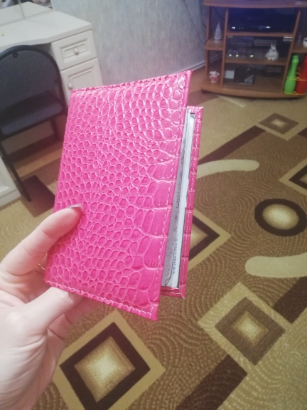New Soft Passport Cover Delicate PU Leather Alligator Embossing Passport Holder Protector Wallet Business Card Holder 6 Colors photo review