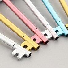 1 шт. набор ключей гелевая ручка фотоальбом Kawaii Ручки школьные канцелярские Kawaii школьные принадлежности канцелярские принадлежности