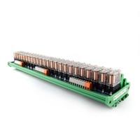 24 способ релейный модуль G2R 2 Плата усилителя ПЛК реле Модуль реле платы 24V12v Совместимость NPN/PNP