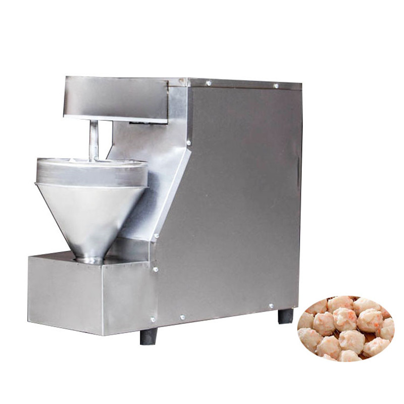 BEIJAMEI Commercial meatball machine/Fish beef meat ball making machinery/Meatball forming machine price hot sale electric commercial stuffed meatball making machine cfr price shipoping by sea