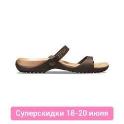 Модная обувь Crocs