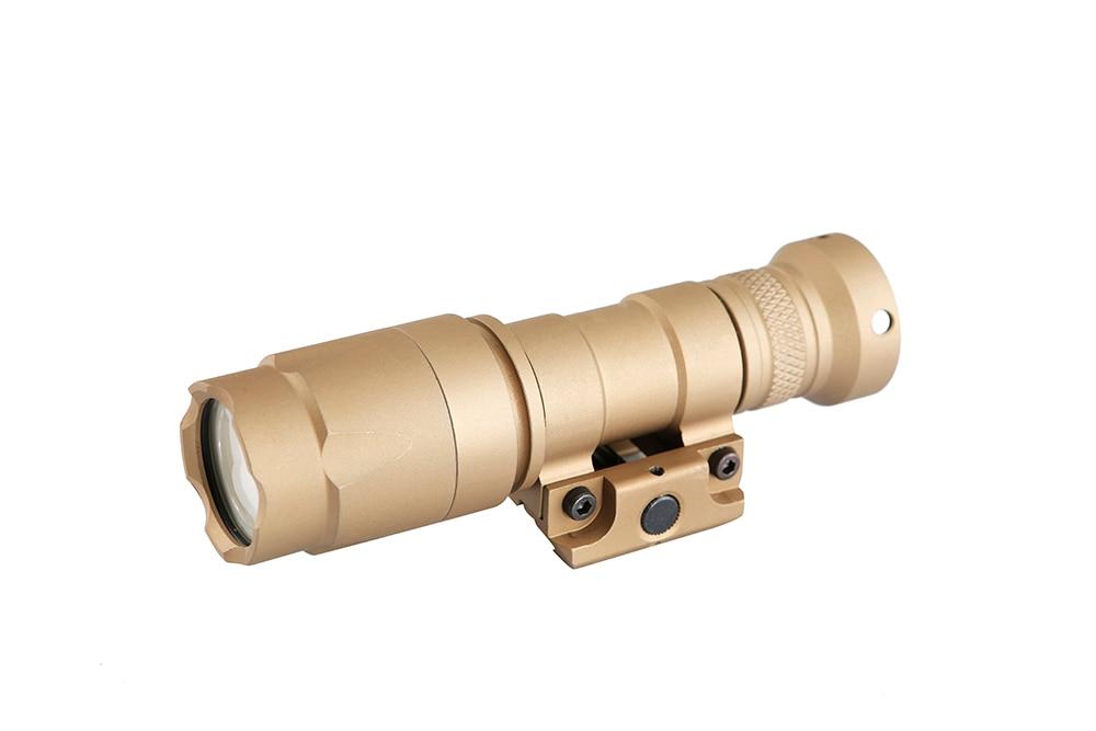 Airsoft Light SF M300 Mini fusil lumières pour 20mm Rail tactique militaire-lampe de poche