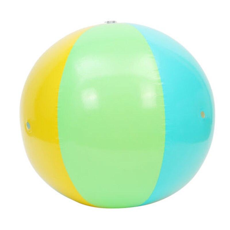 Inflatable Water Spray Ball Sprinkler Splash Kids Lawn Beach Outdoor Summer Toy