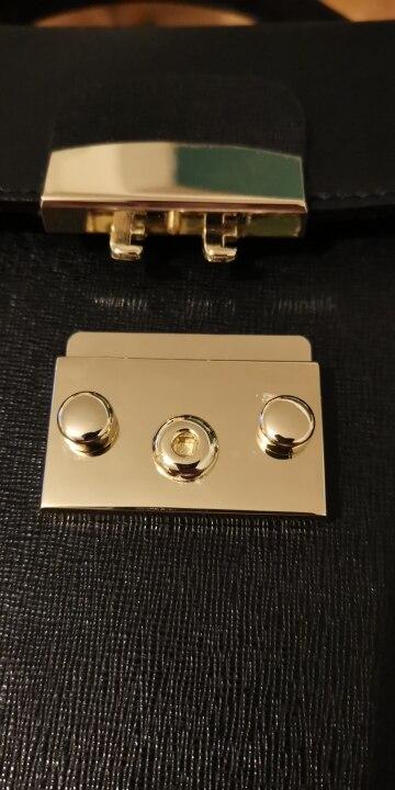 18 New LOCKS Replace,Only 1 piece lock repair your bag,Lock for saving women handbags,repair man briefcase bags purse photo review