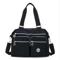Fashion Women Mini New Trend Nylon Bag Casual Handbag Pochette Sac Femme Shoulder Slant Cross Foreign