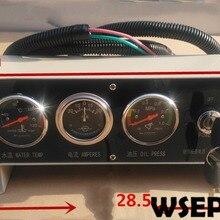 Одежда высшего качества! Датчик панель управления подходит для 6105 4 цилиндра 04 ход для охлаждения воды дизельный двигатели автомобиля