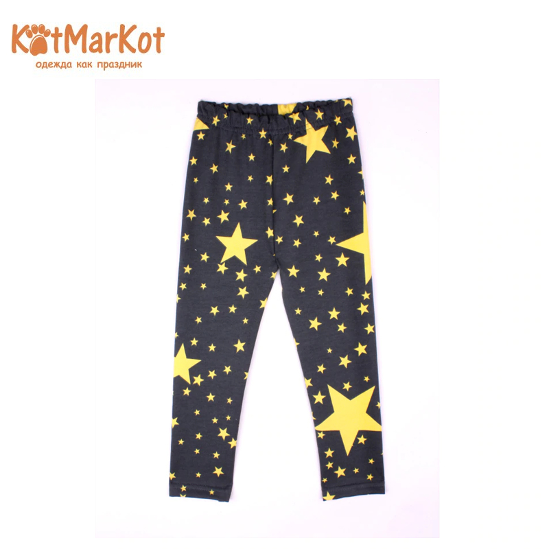 Pants For girls Kotmarkot 20937 kid clothes girls contrast tape pants