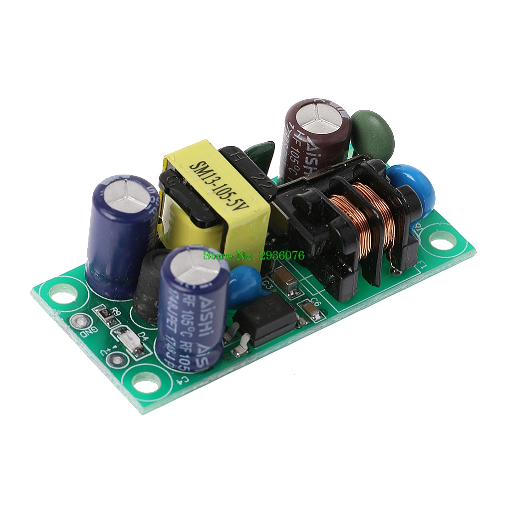 DC 5V 1A AC to DC Power Module Supply Buck Convertes