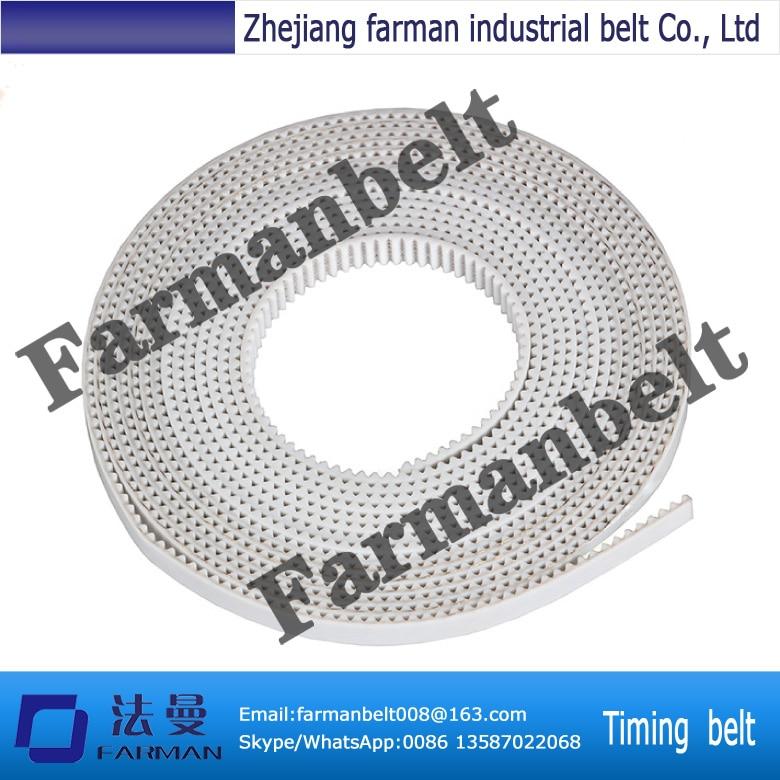 kevlar T5 timing belt,10mm width,100 meters length,open ended
