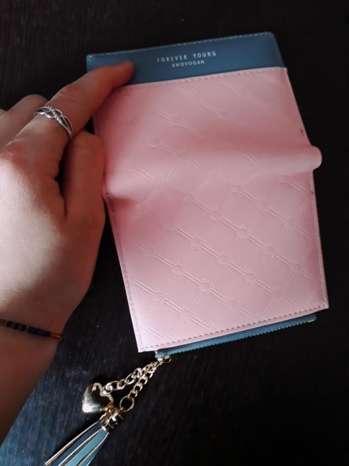 Украшения:: Цепочки,Кисточка; Основной материал:: ПУ; фиолетовый кошелек; Основной материал:: ПУ;