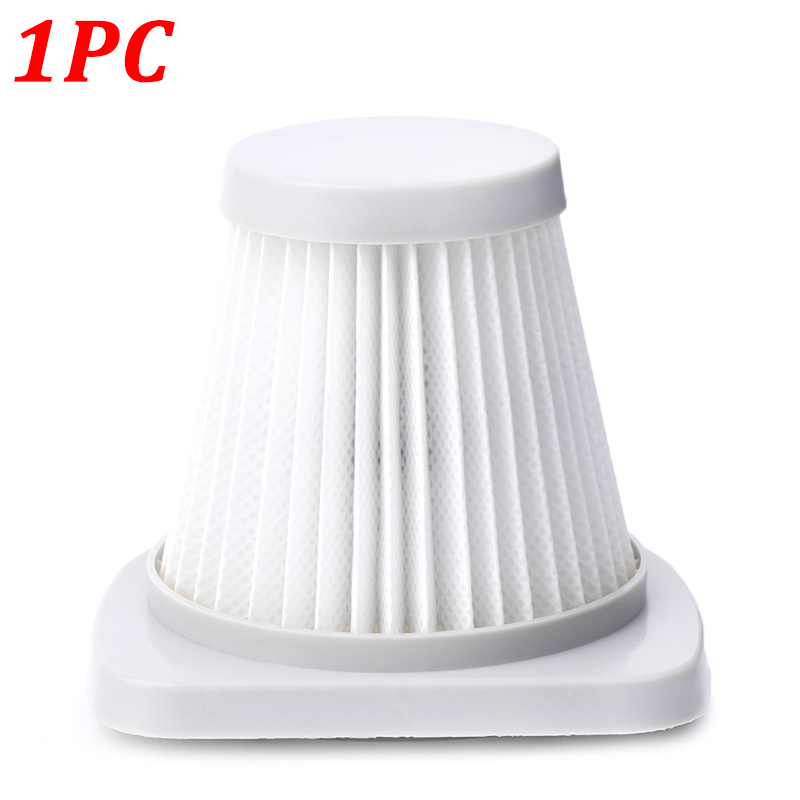 1PC Vacuum Cleaner HEPA Filter Replacement For Media SC861 SC861A Vacuum Cleaning Robots Spare Parts Accessories skymen 1 set foam and felt filter vacuum cleaner filtering spare part for thomas 787241 vacuum cleaner accessories replacement