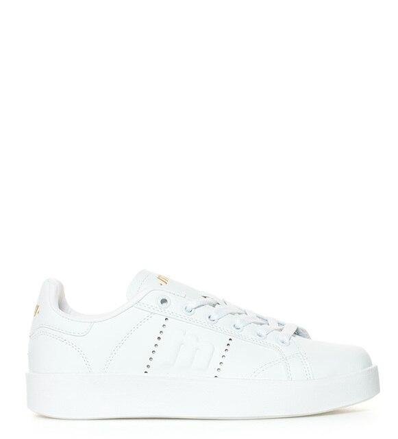 Mustang - Baker shoes white