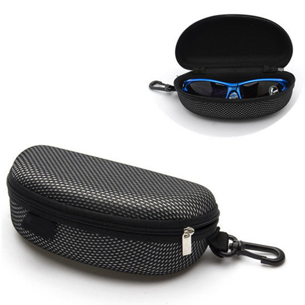 2017 Black Eye Glasses Sunglasses Hard Case Portable Holder Protector Box Clamp Shell Mar18_15 Back To Search Resultsapparel Accessories