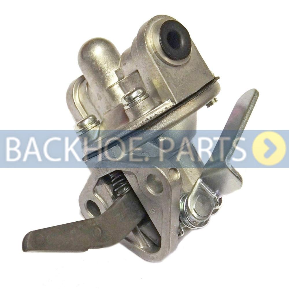 Fuel Lift Pump Feed Pump 129301-52020 for Yanmar 2GM20 3GM30 2GM20F 3GM30F Engine Komatsu 3D75 3D84
