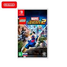 Игра для Nintendo Switch LEGO Marvel Super Heroes 2, русские субтитры