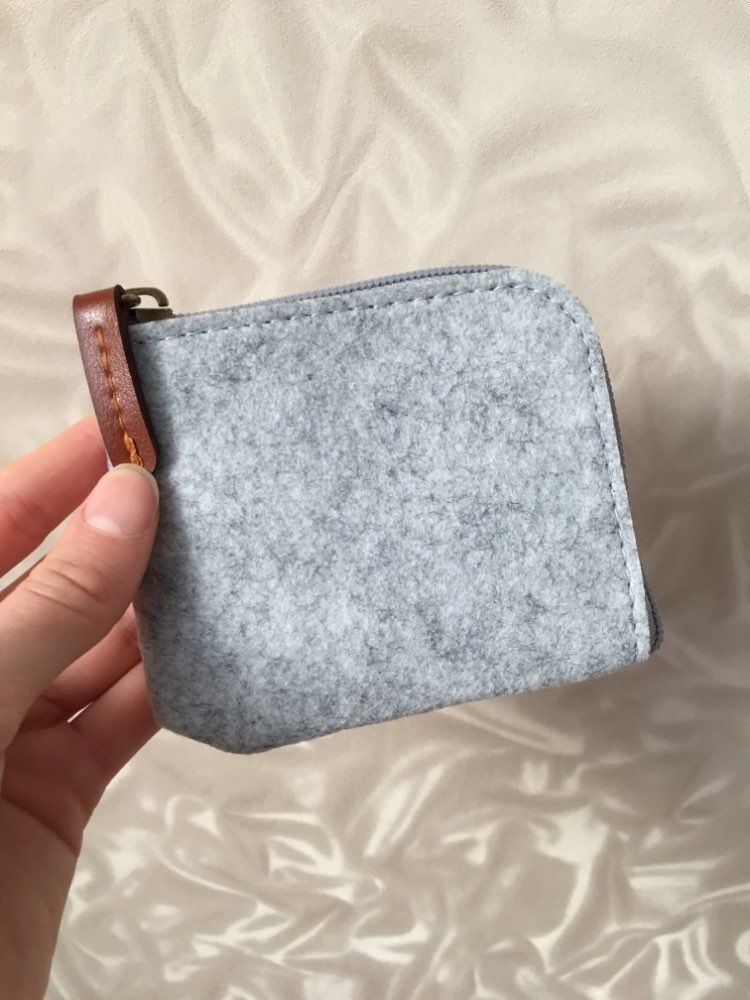 Cheap Coin Purse Wallet Women Men Change Bag Credit Card ID Holder Coin Purses Wallets Womens Mens High Quality photo review