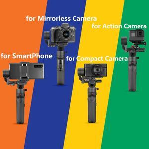 Image 2 - Zhiyun رافعة M2 3 Axis يده مثبت Gimbal لكاميرات عديمة المرآة/الهاتف الذكي/كاميرات العمل/الكاميرات المدمجة