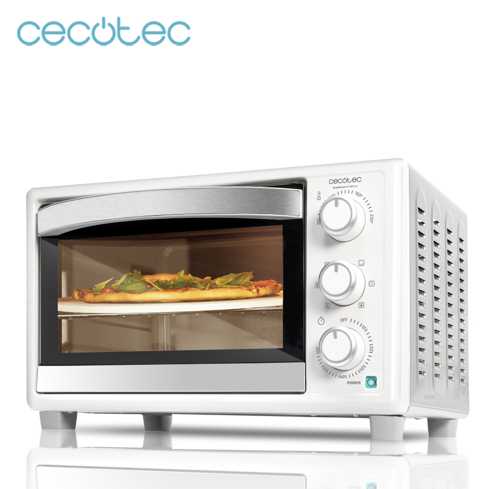 Cecotec Oven Electric Bake & Toast 610 4Pizza