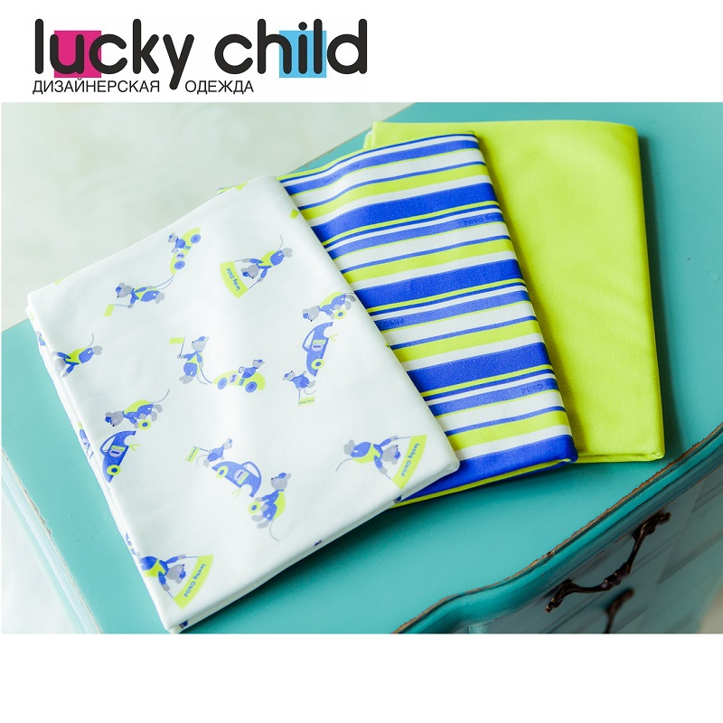 Blanket & Swaddling Lucky Child for boys 30-1/3 Baby swaddle plaid blankets newborn piero guidi сумка через плечо