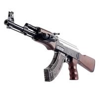 Newly Electric AK 47 Toy Gun Water Bullet Guns Outdoor CS Game Manual Rifle Airsoft Air Gun Kids Toys For Children Gifts