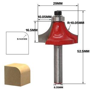 """Image 4 - DIY 12 stks 1/4 """"Frezen Set Professionele Shank Tungsten Carbide Router Bit Cutter Set Met Houten Voor Houtbewerking Gereedschap"""