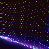 DHL Free Shipping 8M*10M Large Net Lights 2600 LEDS Net Mesh Decorative Fairy Lights Twinkle Lighting Christmas Wedding Party