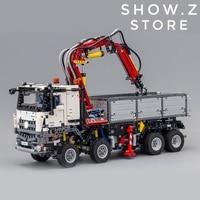 [Show.Z Store] [No Box] Lepin 20005 MB Arocs 3245 42043 2793Pcs Technic Series Legoinglys Action Figure