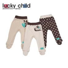 Ползунки Lucky Child для девочек [сделано в России, доставка от 2-х дней]