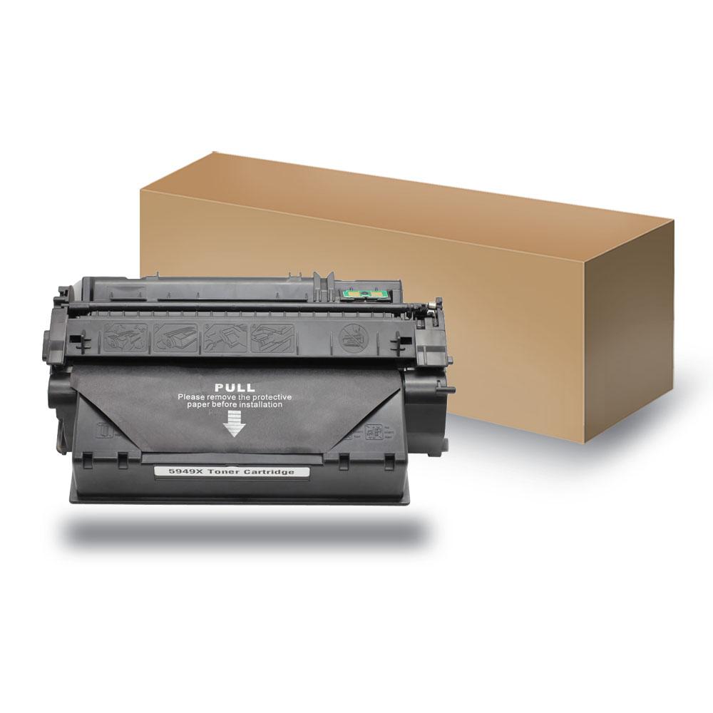 Chip for hp colour cf 400 a cf 400 m252dw m 277n m 252 mfp 252 n - A Estrenar Compatible Sustituci N Del Cartucho De T Ner Para Impresoras Hp Laserjet Q5949x 1320 1320n 3390