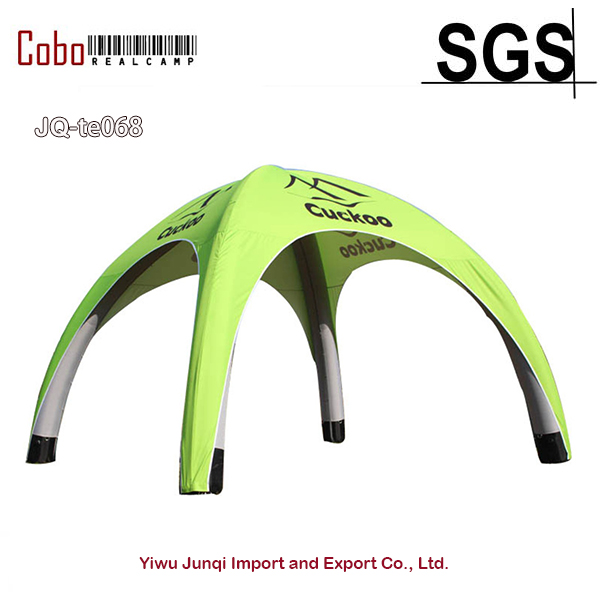 3x3m Inflatable Professional large canopy outdoor event  trade show  promotion Gazebo  beach advertising air tent