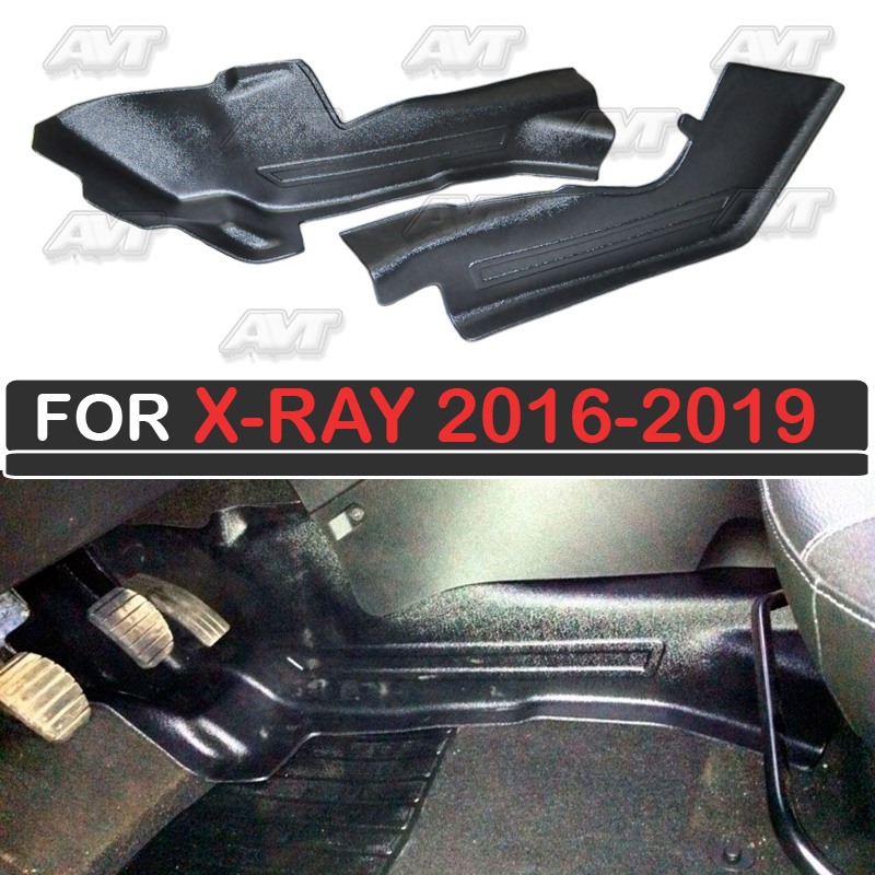 Carpet protective cover central tunnel for Lada X-Ray 2016-2019 car styling decoration protection plate cover auto accessoriesCarpet protective cover central tunnel for Lada X-Ray 2016-2019 car styling decoration protection plate cover auto accessories