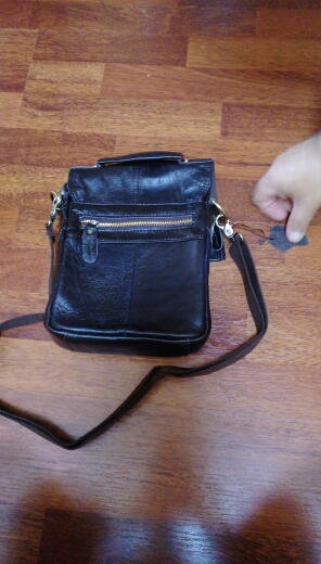 Bolsa a tiracolo casual cross-corpo tablet