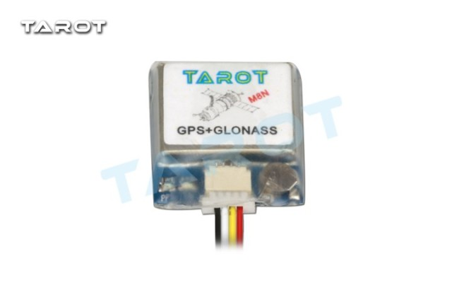 US $16 75 |Tarot Mini Precision 10HZ Frequency GPS+GLONASS Dual Positioning  Module TL2970 Track Shipping-in Parts & Accessories from Toys & Hobbies on