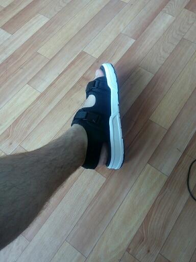 Sandálias masculinas Chinelos Chinelos Borracha