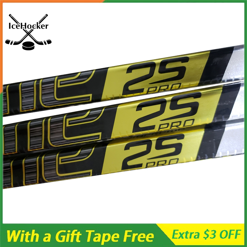 100% Carbon Ice Hockey Stick Supreme 2 S With A Free Tape SR/INT/JR With Grip Lightweight 420g FREE SHIPPING
