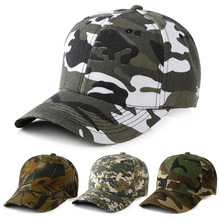 Unisex Army Camouflage cotton Baseball Cap Adjustable Tactical Caps US Marines Army Fans Casual caps curved Sunshade Cap hat